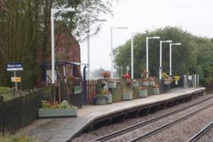 Bescar Lane Station