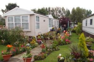 Mobile Home Garden Winner